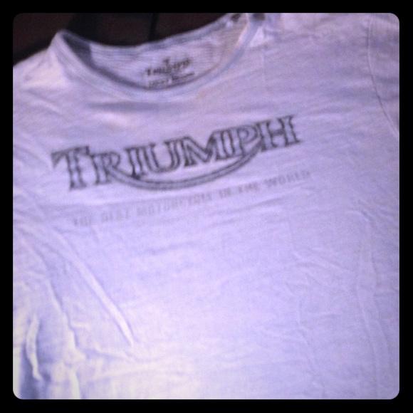 dee0ecf05 Lucky Brand Shirts | Triumph Tshirt | Poshmark